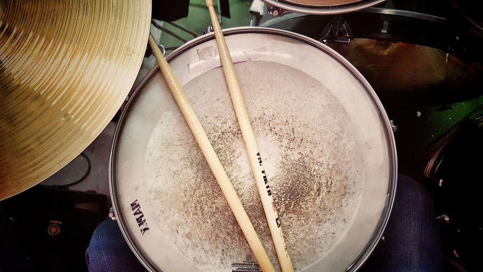 Enjoying Life Music Is My Life Drums Drumsticks Snare Drum Drummer Musician Drumkit Schlagzeug Taking Photos Taking Pictures Mydrum