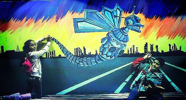 Open Edit Colores Pinturasmurales Pinturas Street Art Mural Art Murales Edition Fantasy Photo Juego De Niños Graffiti Art Color Portrait Photographic Memory Light Colors
