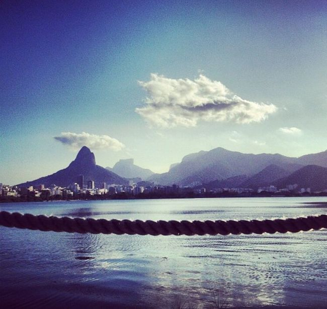 Capture The Moment Scenics Water Tranquility Travel Destinations Beauty In Nature Nature Water Surface Day FeelTheMoment Peace And Quiet Take A Break Cityscapes City Enjoying The View Nice Views Rio De Janeiro Enjoying The Sun Seeing The Sights