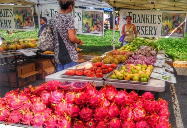 Morningmarket 2016 EyeEm Awards Hawaii Fruits Colors Eye4photography  EyeEm Best Shots Tropical Fruits HiLife Hawai'i