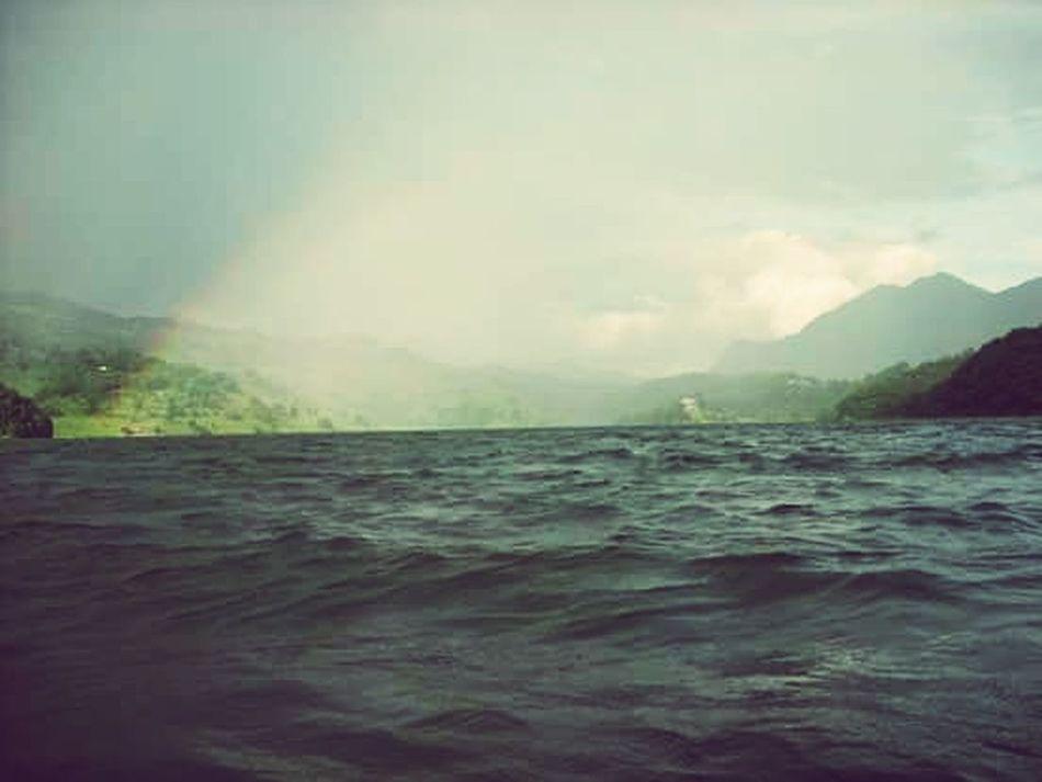 Rainbow Lake Pokhara, Nepal Begnastaal