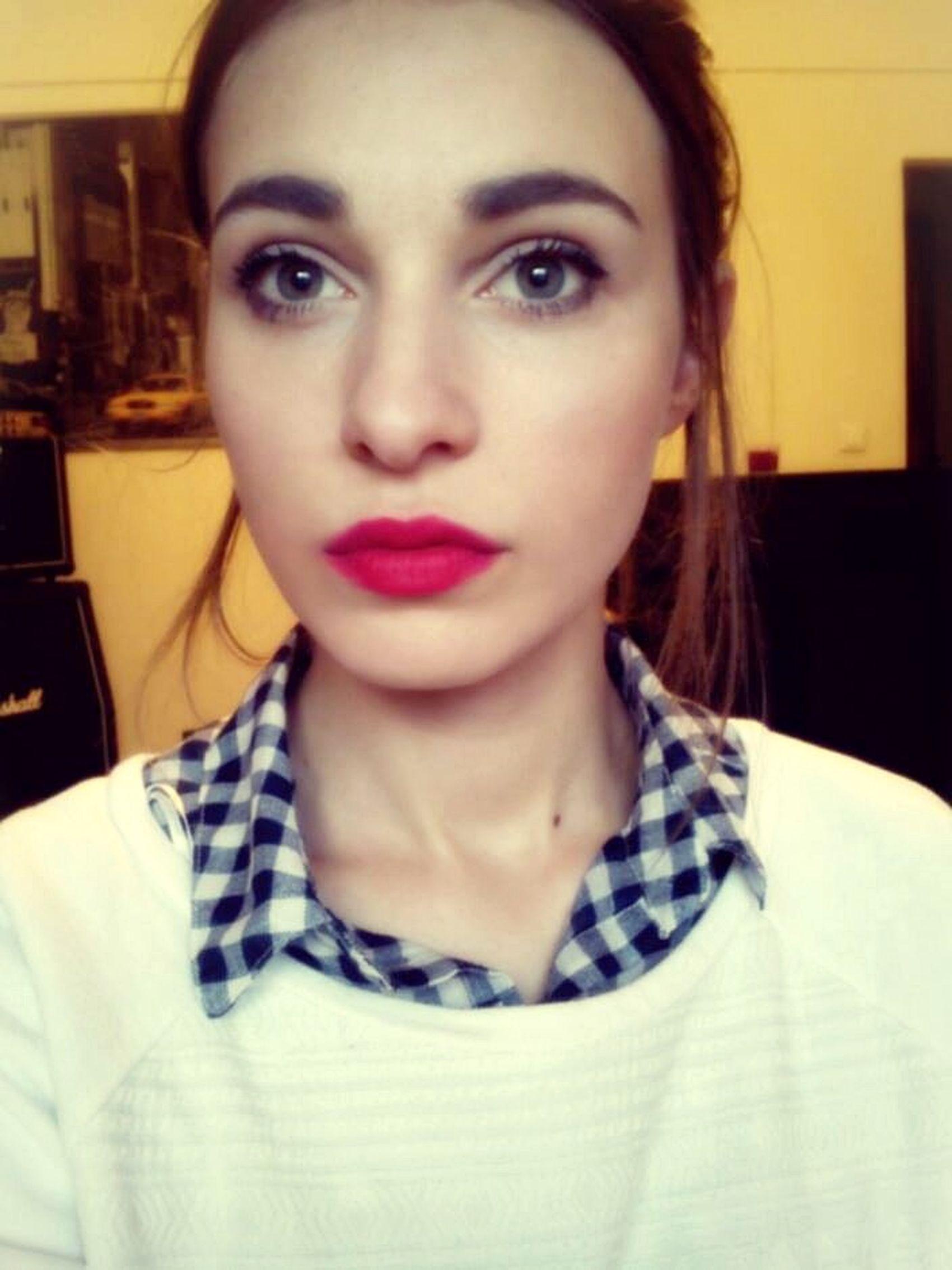 Model Girl Polishgirl Likeback Vsco Love  Pinklips Warsaw Poland
