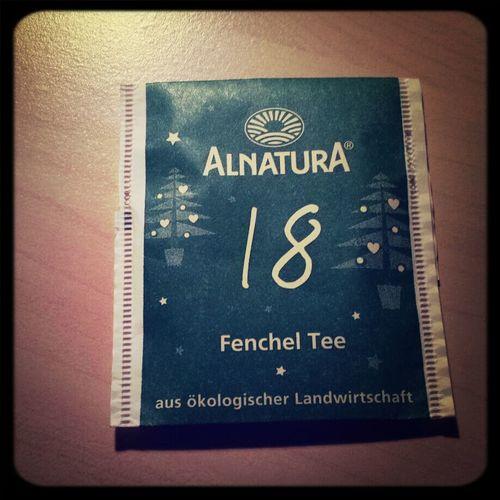 Gibt bessere... Tea ALNATURA
