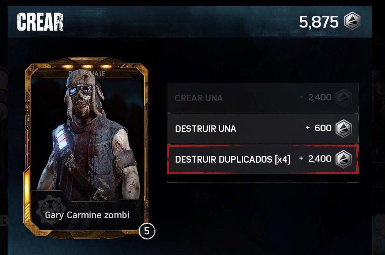 Junk Carmine Gears Gearsofwar Gears Of War Gamer GamerLife