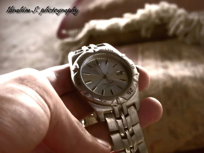 My watch. Watch Ibrahim S Photography