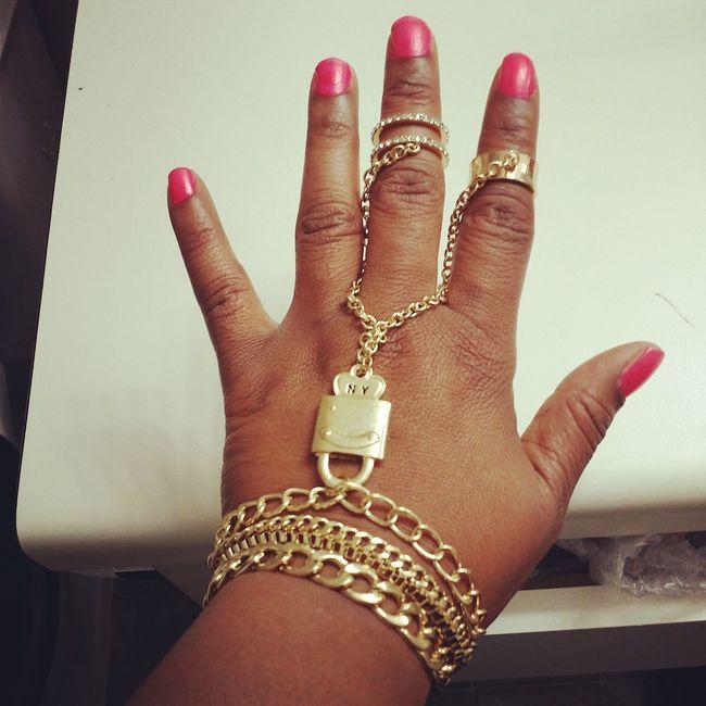 Hand Candy Jewelry Bracelet ♥ Pretty