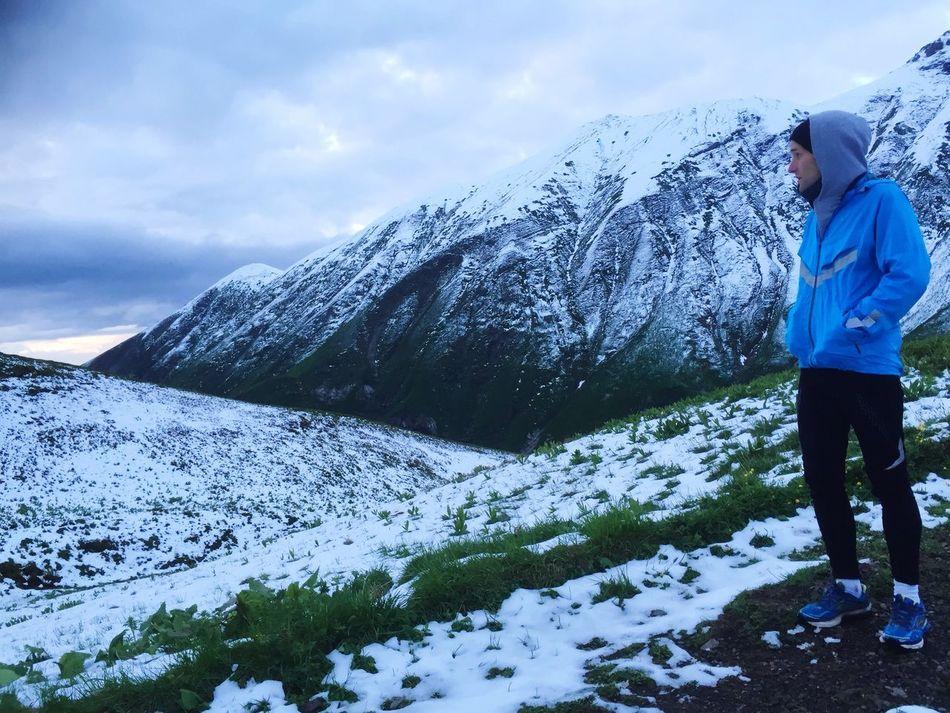 It's Cold Outside Alpen The Alps Wanderlust Bagpack Austria Alps Tirol  Tyrol E5