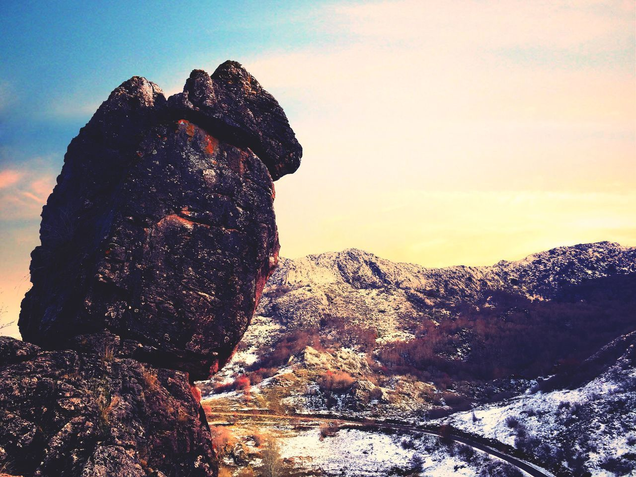 Miles Away Leon Cuevas De Valdeporque Fresh Air Mountains Nature Sky Uniqueness