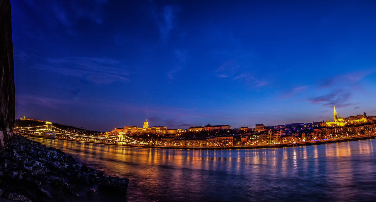 Beautiful stock photos of budapest, Architecture, Beauty In Nature, Bridge - Man Made Structure, Buda Castle