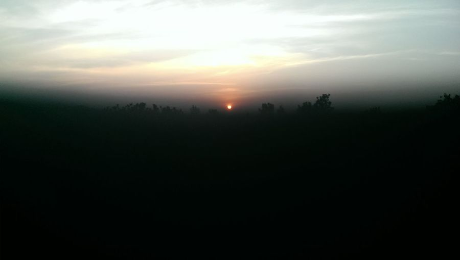 Sun setting in the far west Check This Out
