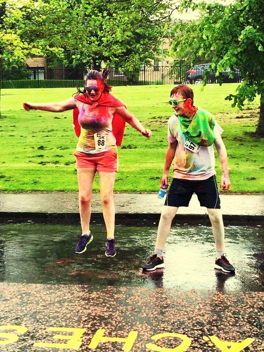 ColourMeRun ColourMeRad Run
