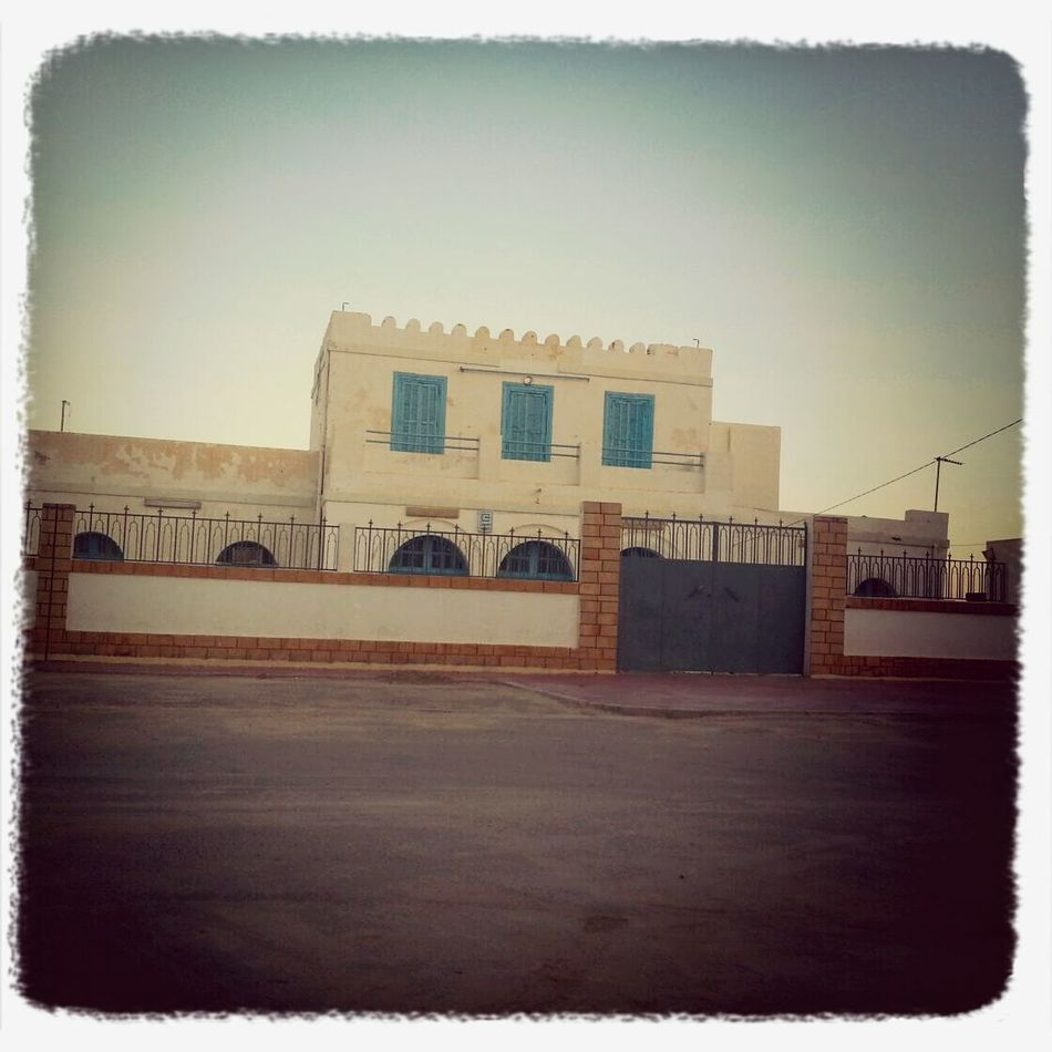 Gare De Gafsa Tunisia Train Station Travel