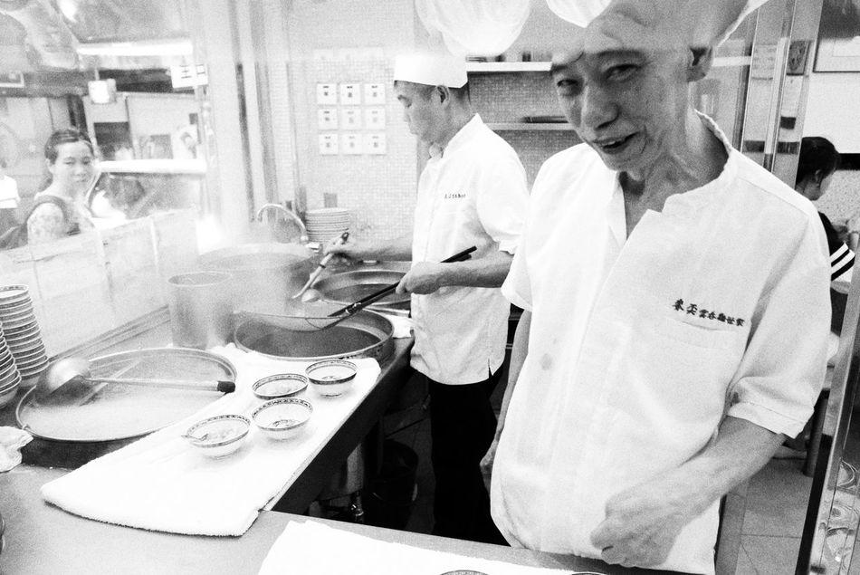 Noodle man Wantan Mee HongKong Hongkongfood
