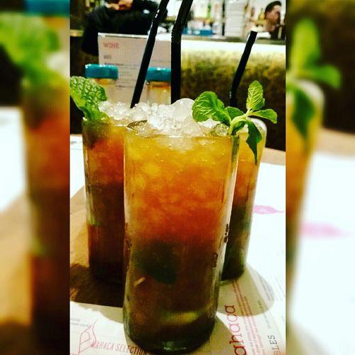 Food Porn Awards Dinneranddrinks Drinks Mojito Passionfruit Vanilla Wahaca