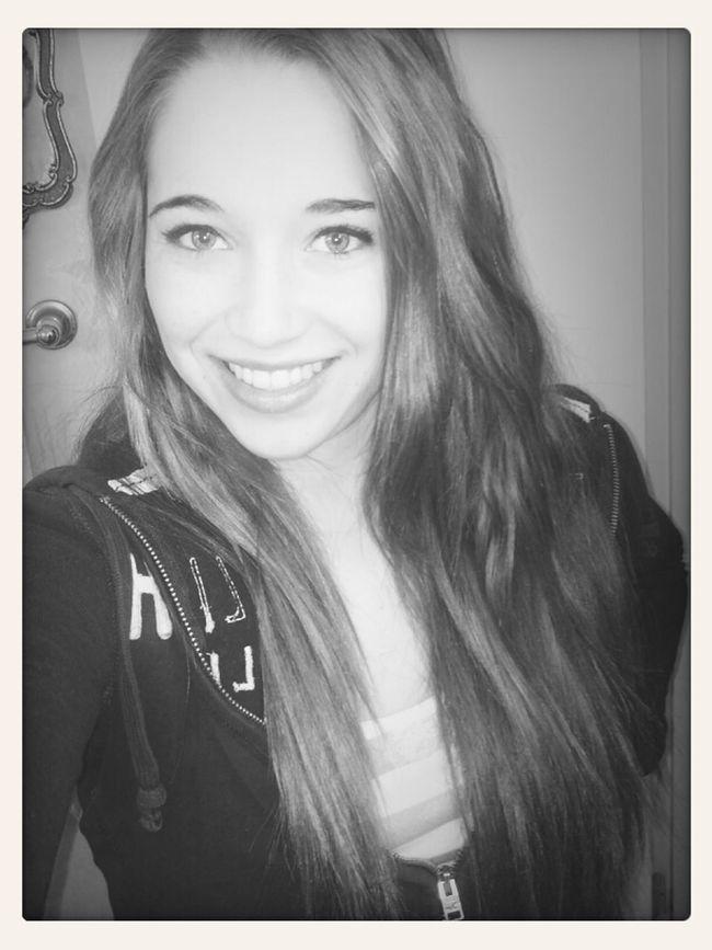 wavy hair day :)