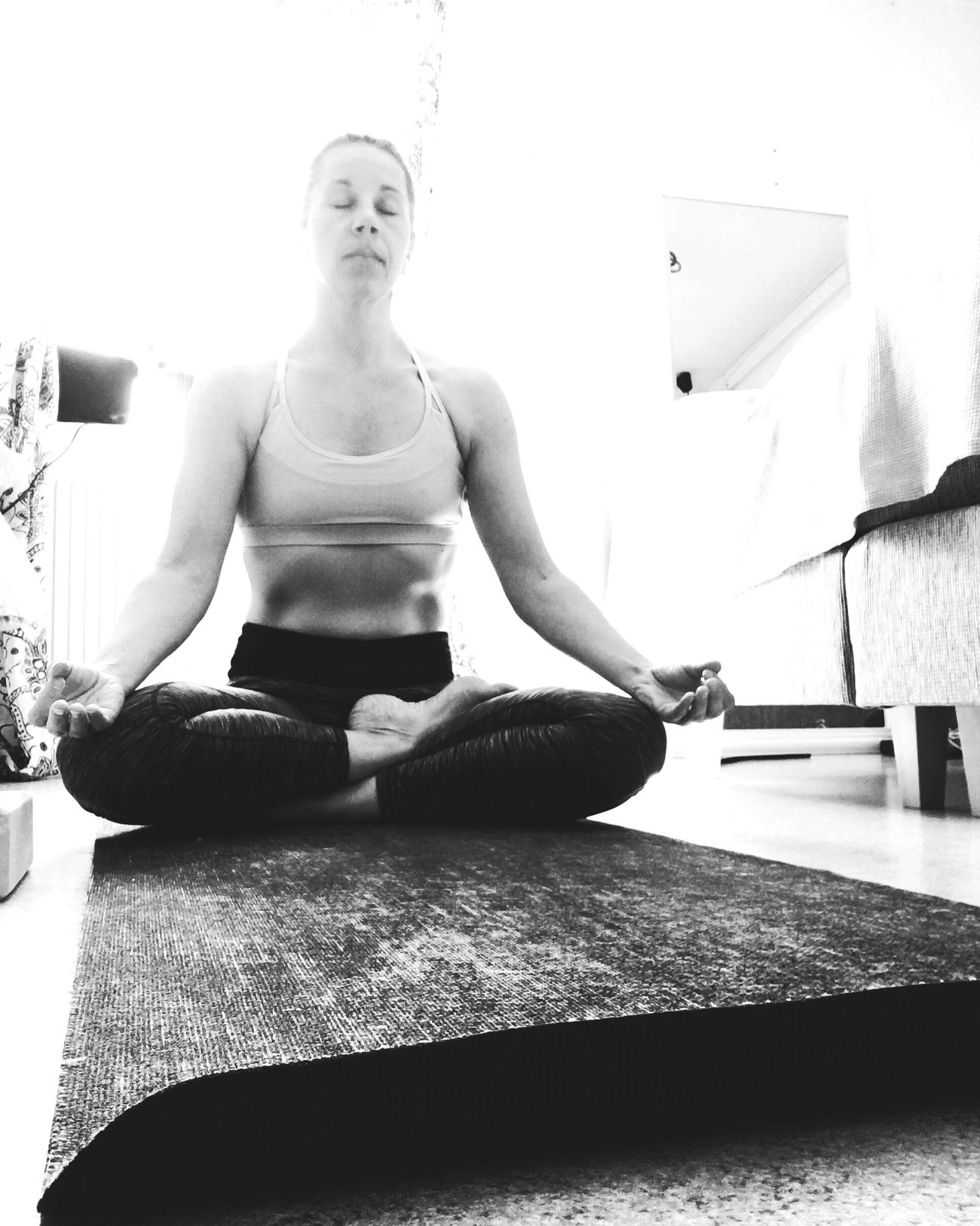 Yoga for your body and soul 🕉 Yoga Healthy Lifestyle Exercising Lifestyles Practicing Blond Hair Sitting Real People Women Self Potrait Raw Beauty Sweden Hello World Fitover40 Yoga Practice Todays Hot Look Fitness Motivation ! Yogini
