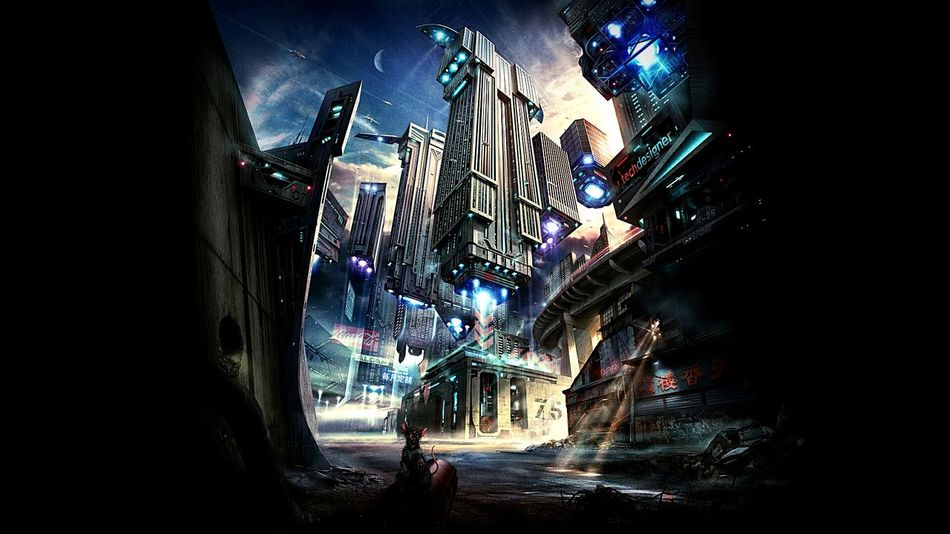 Built Structure Transportation Illuminated Architecture Road Building Exterior City Mode Of Transport Land Vehicle City Life Outdoors Scenics Vacations Tranquil Scene Nature Tranquility Tourism Non-urban Scene Thefuture TheFutureIsNow JapanLife Future Futuristic Future Vision Futurelife