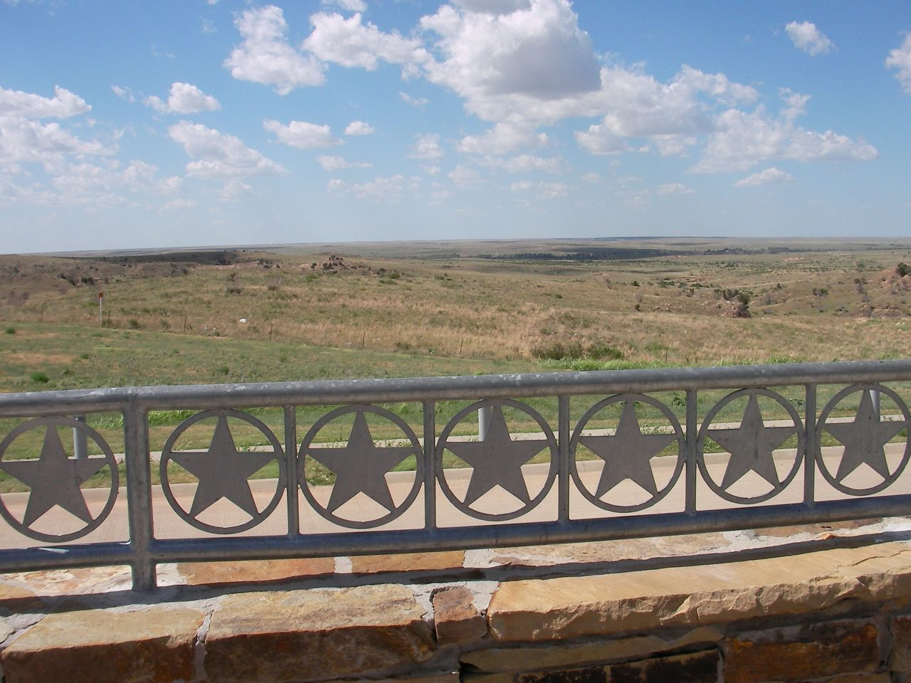 Architecture Beauty In Nature Bridge - Man Made Structure Day Desert Horizon Over Water Landscape Nature No People Outdoors Railing Railing Scenics Sea Sky Stars Texas Texas Landscape Texas Skies United States USA USA Photos USAtrip Water Wheelchair Access