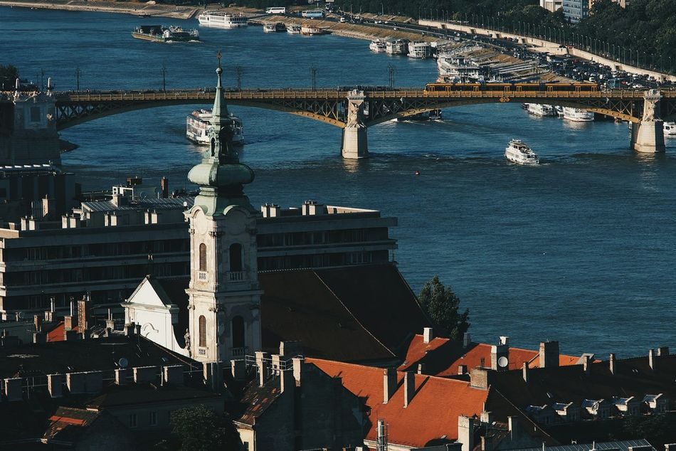 Beautiful stock photos of budapest, Architecture, Bridge - Man Made Structure, Building Exterior, Built Structure