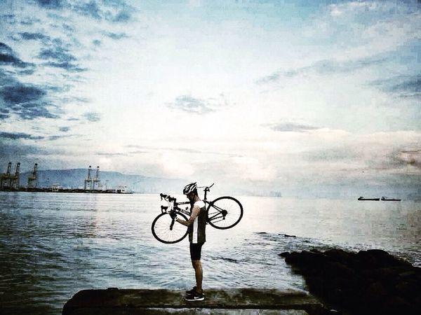 Bike Sunday Good Morning Workout training day.