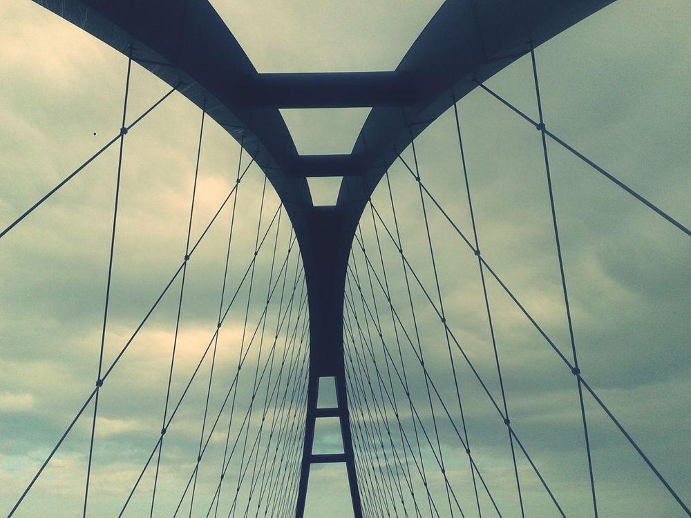 Urban Geometry Beautiful Bridges