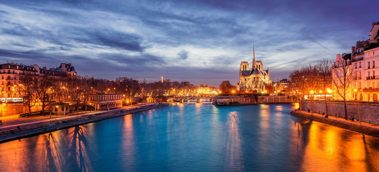 Photo of Notre-Dame in Paris. To see more, check www.behindtheobjective.com Photography Amazing Architecture EyeEm Amazing Architecture Cityscape France Cities At Night