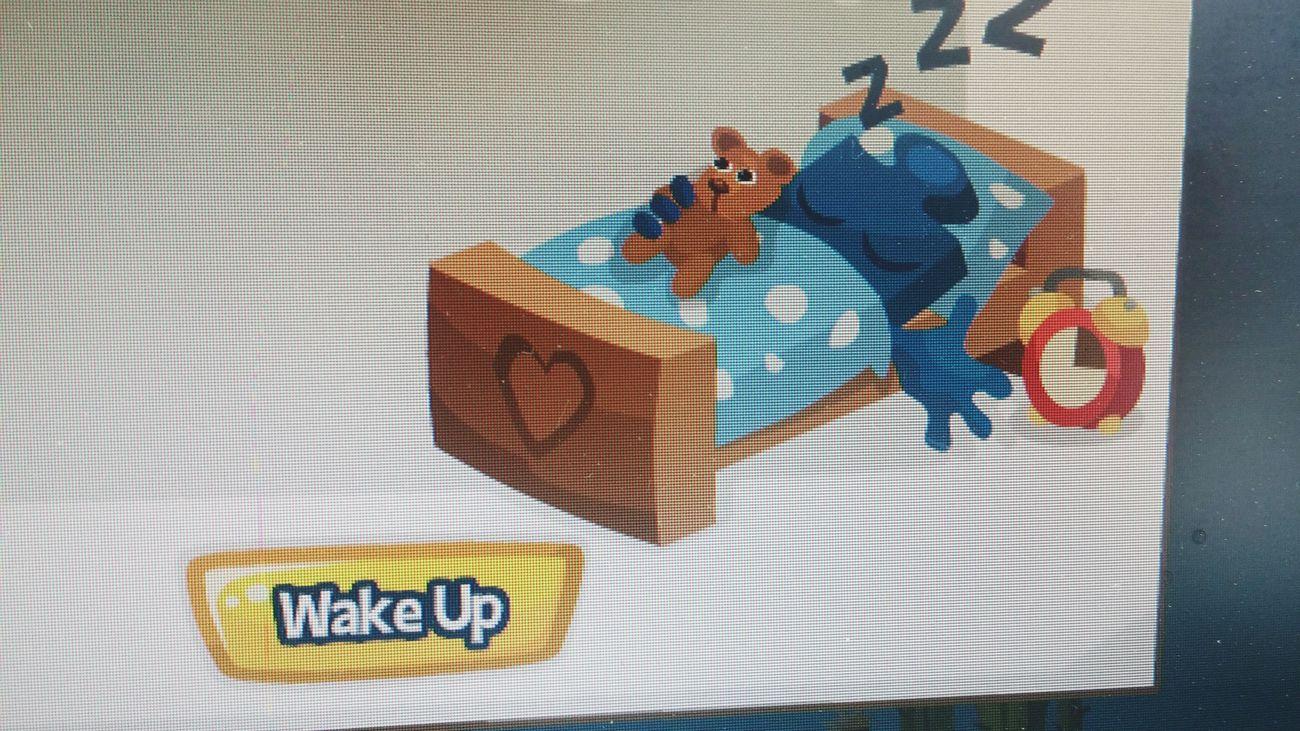 wake upmasamdı ne güzel olmaz mıydı 😳