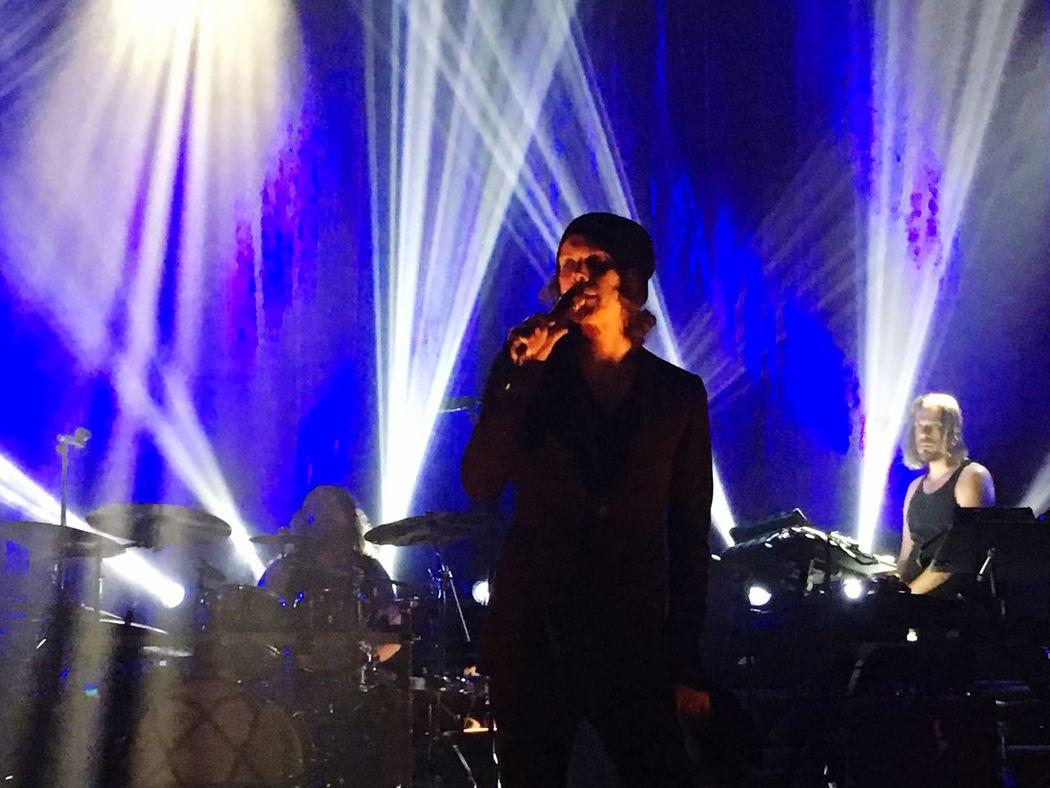 Ville Valo HIM ❤️ On their last tour 2017