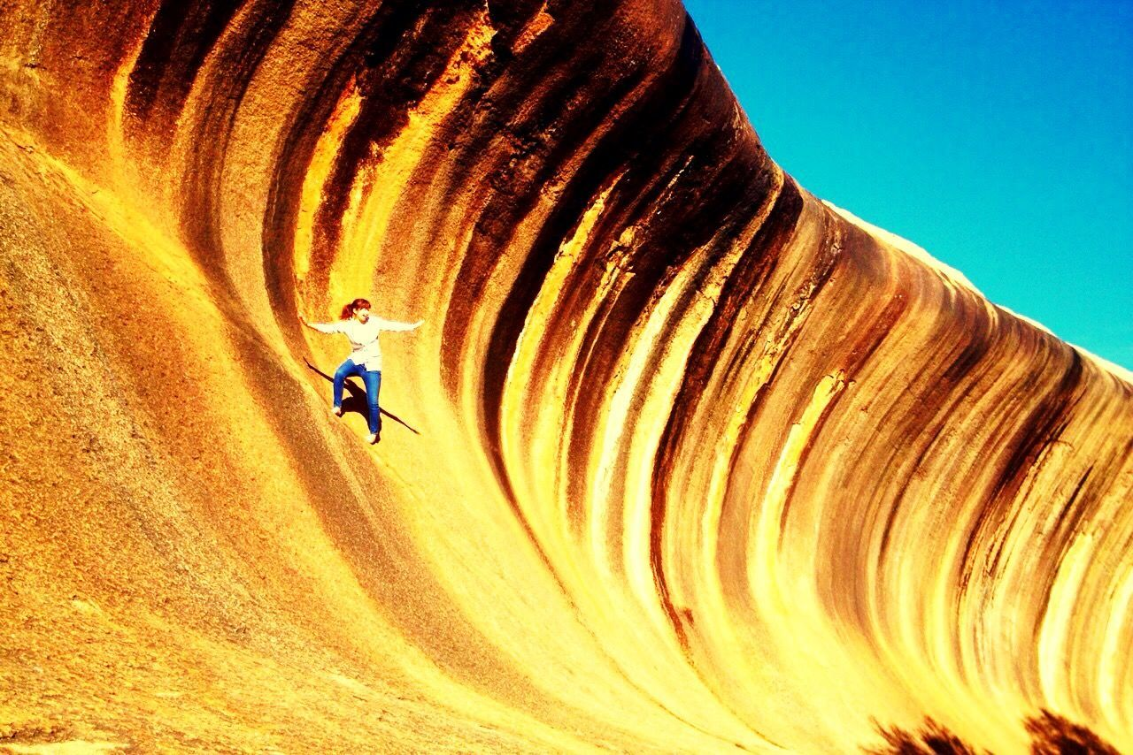 Australia Southaustralia Waverock