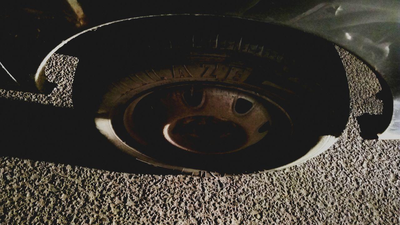 Tyre Night Time Still Mobile Photography SSClicks SSClickPics SSClickpix Road