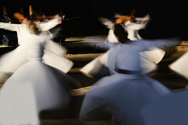 Derwish Dance Sema Semazen Mevlana Turkey Konya Peaceful Beauty White Photography