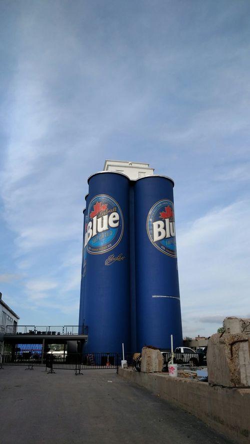 Labattblue Buffalo,ny Riverworks Beer Time