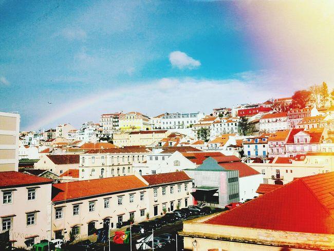 Lisbon Lisboa Cais Do Sodré, Lisboa Rainbow Lisbonlovers Lisboa Trip Eyem Lisboa Walking Around Lisboapt Igers_lisboa