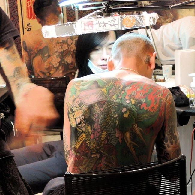 king of tattoo 2013-10-12 Tattoo  刺青 Yellowblaztattoo Kingoftattoo2013 kot2013