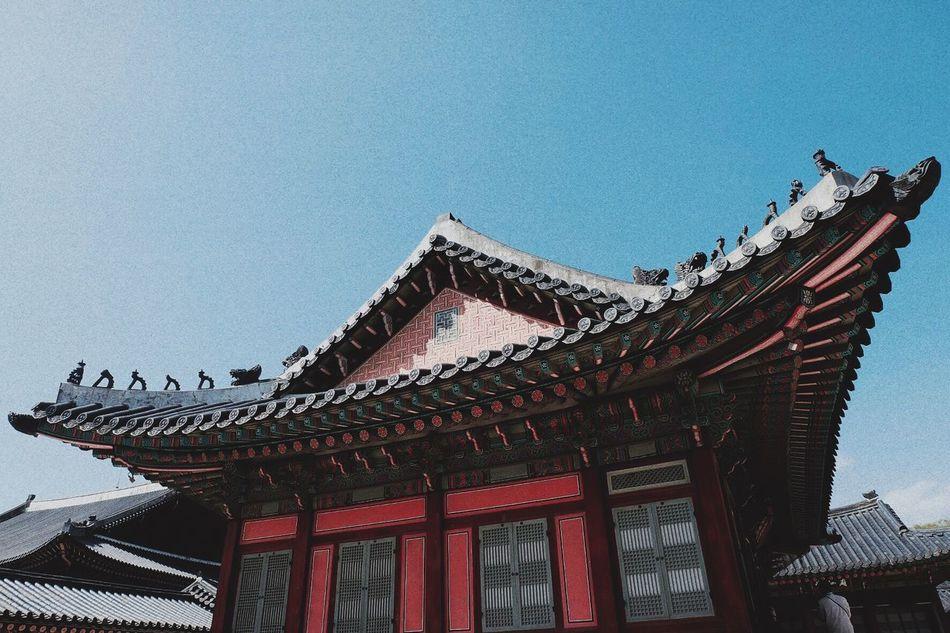Beautiful Place South Korea Bluesky Palace Fujifilm_xseries Fujixa2 Meenphtgrph