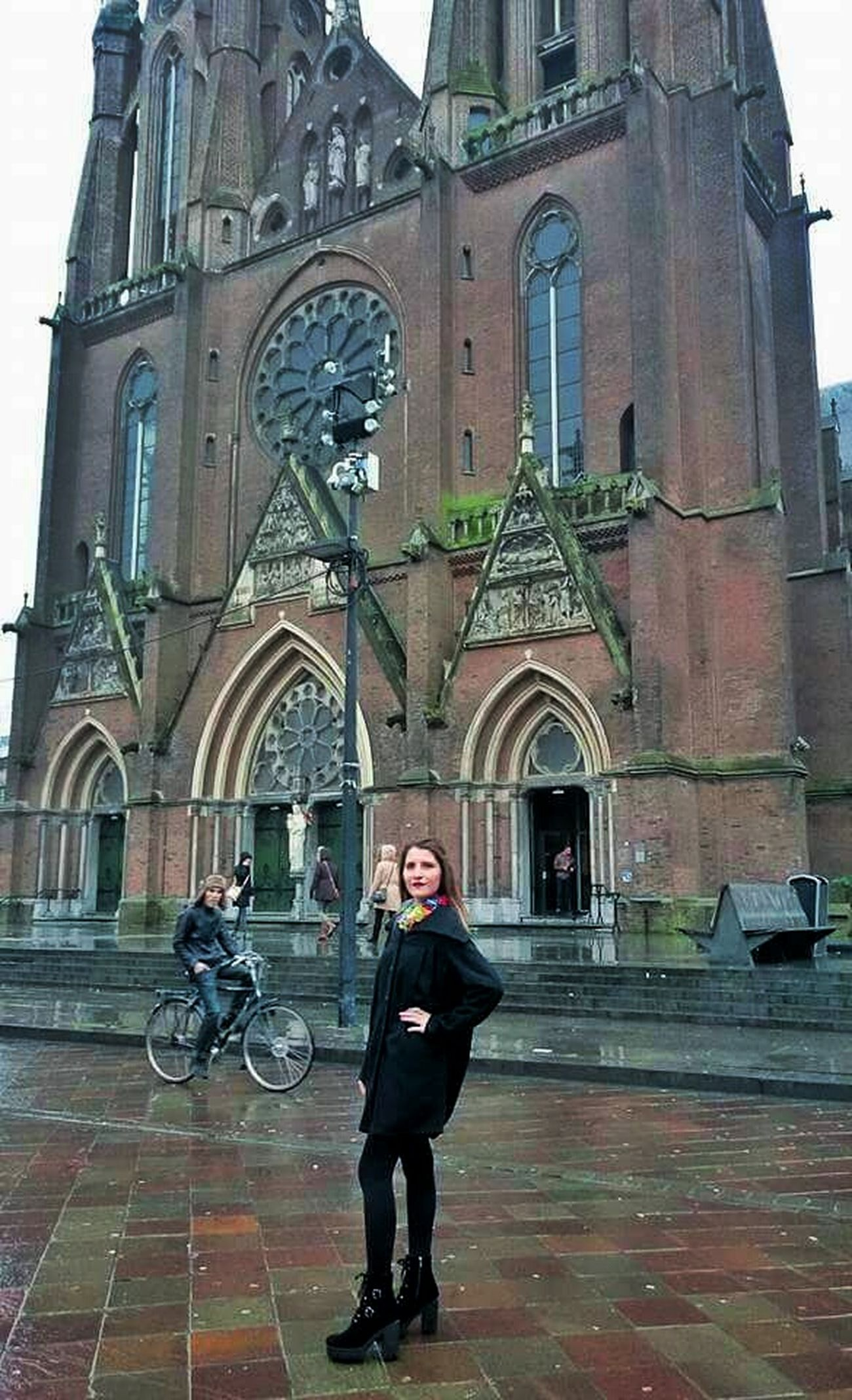 The OO Mission Holland❤ Amsterdam Amsterdam.nl Amsterdam Centraal Adventure Travel Historical The Church katharina church NL ⛪