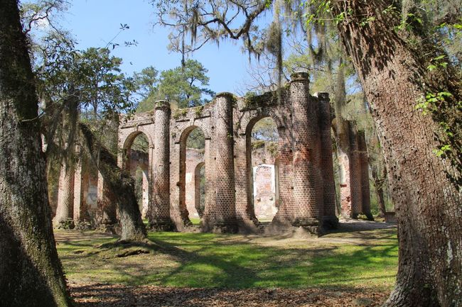 Sheldon EyeEm Best Shots Eye4photography  Ruins South Carolina Vacation South Carolina History