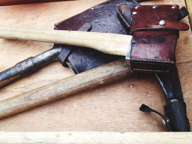 Wood - Material Man Made Object Wooden Working Hard Pickaxe