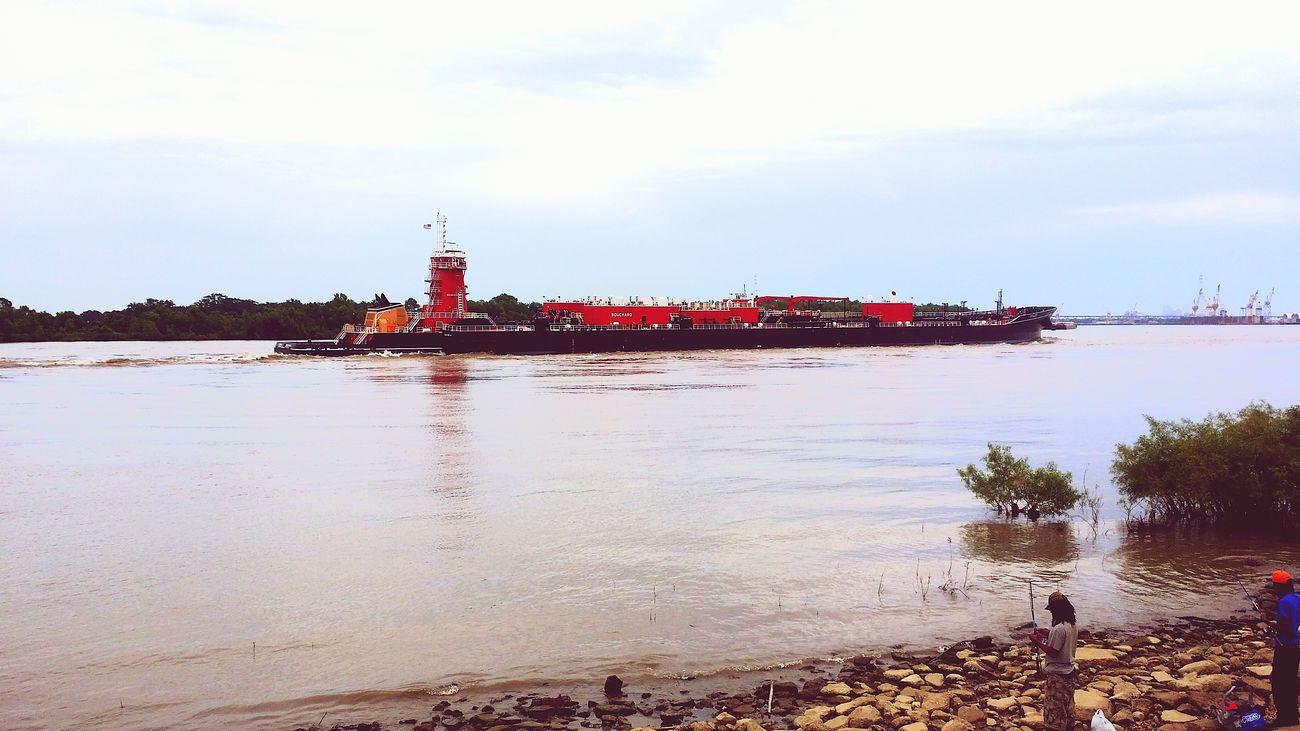 Donnajbouchard Bouchard Bouchardtransportation Mississippi River NOLA Marker109