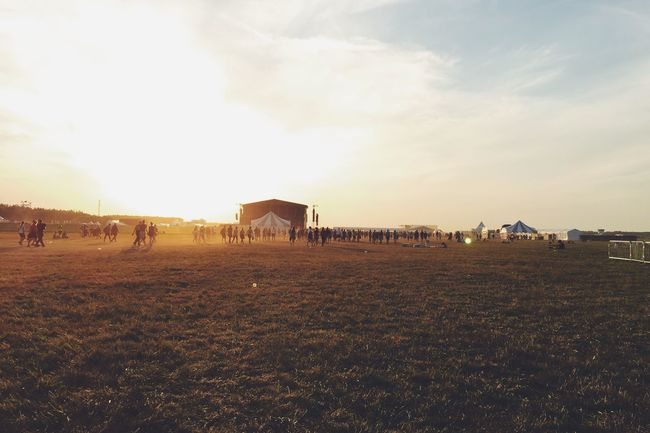 Music Festival Sunset Sky Life Evening Music Festival Life Music Stage