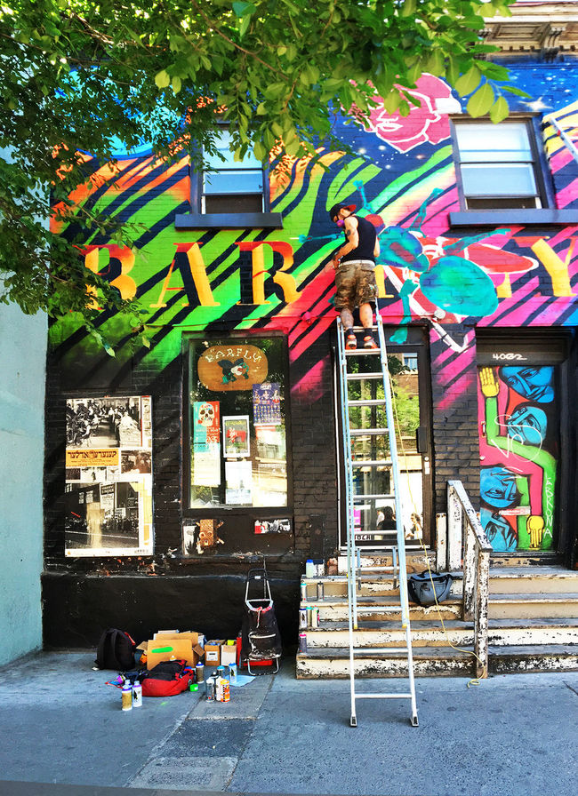 Architecture Art Built Structure City Cityscapes Colorful Day Graffiti Montréal Multi Colored Mural Art Mural Festival Montreal Mural Montreal Mural Montreal 2016 Outdoors Plateau-Mont-Royal Street Art Streetart Streetphotography Urban Landscape Wall Art Wall Murals