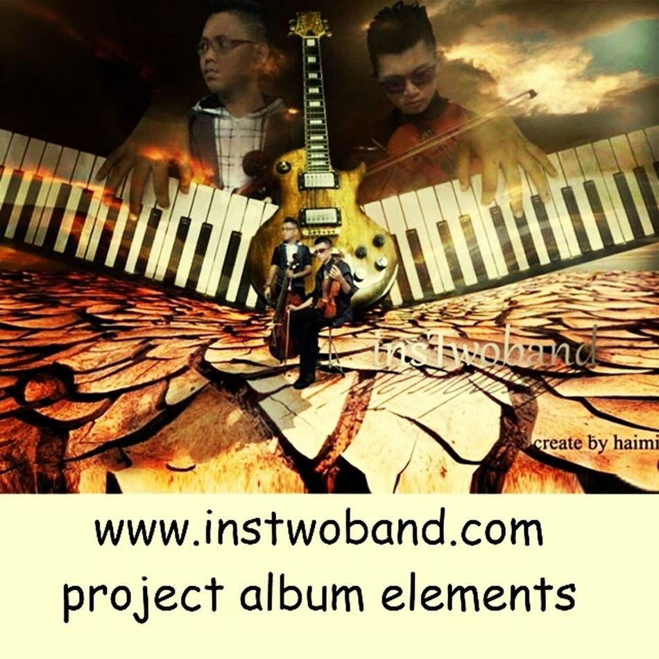 we are musician Instwoband That's Me music