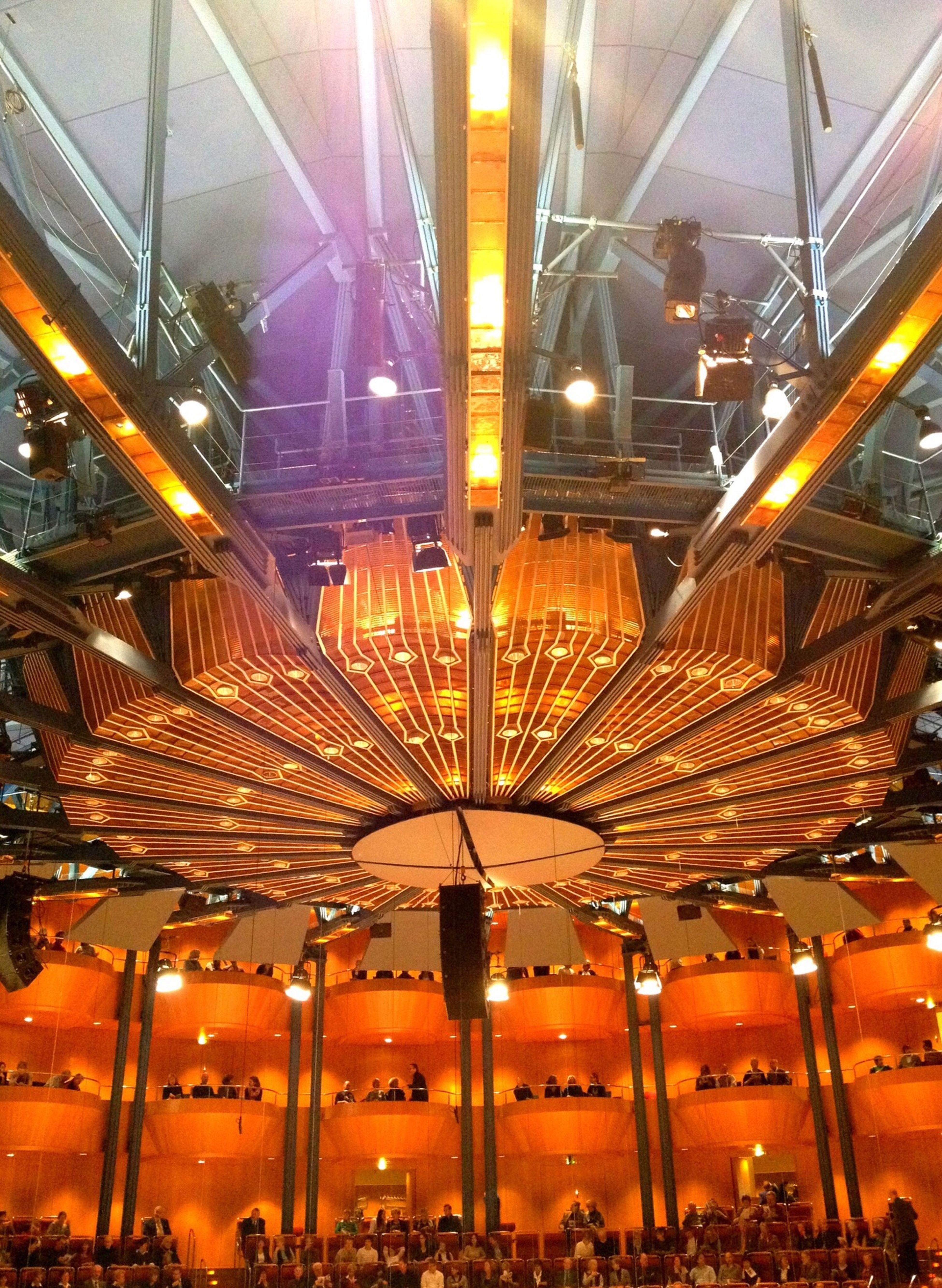 Cologne Cologne , Köln,  Philharmonie Concert Concert Hall