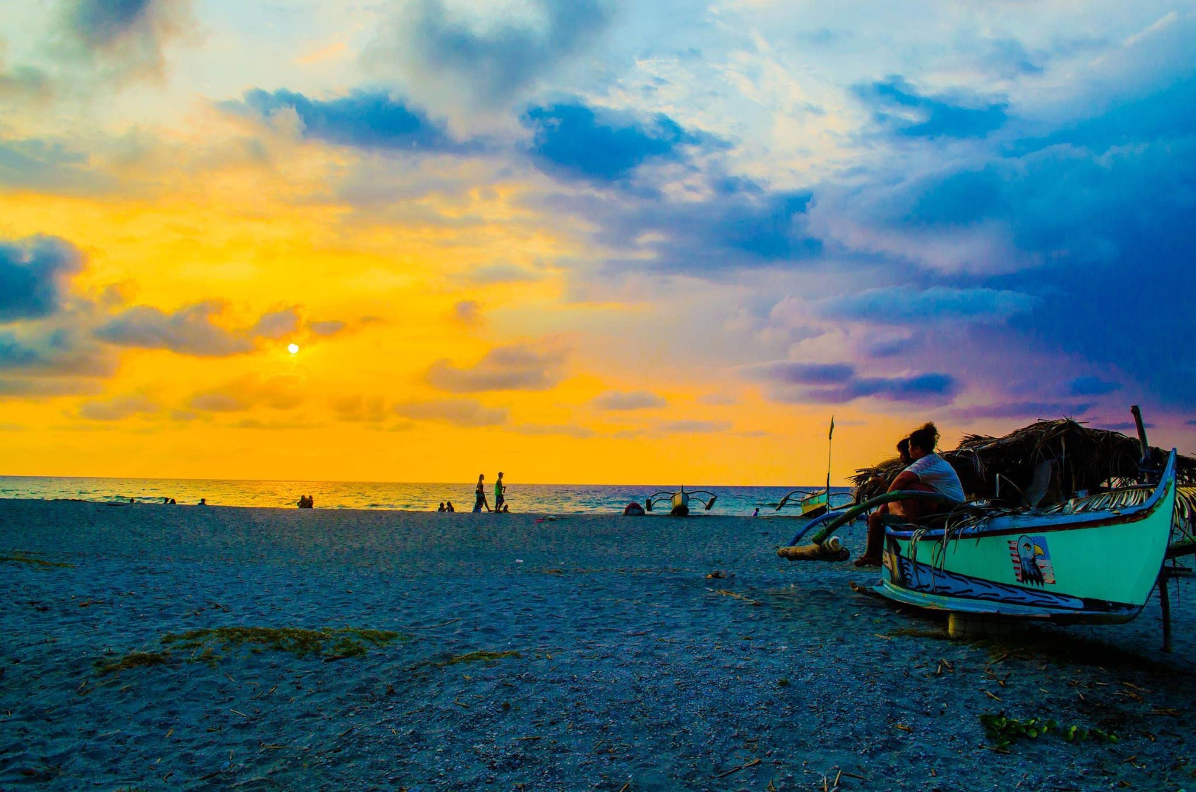 Sunset Nature Beach Eyeem Philippines Traveling Adventure