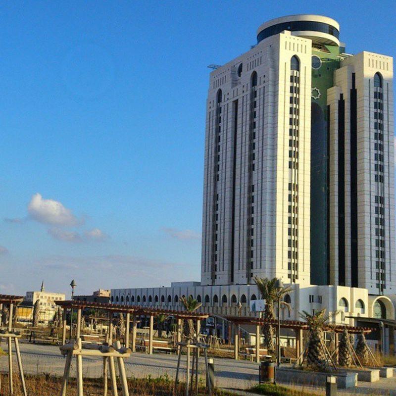 Tripoli Tower Libya برج طرابلس ليبيا