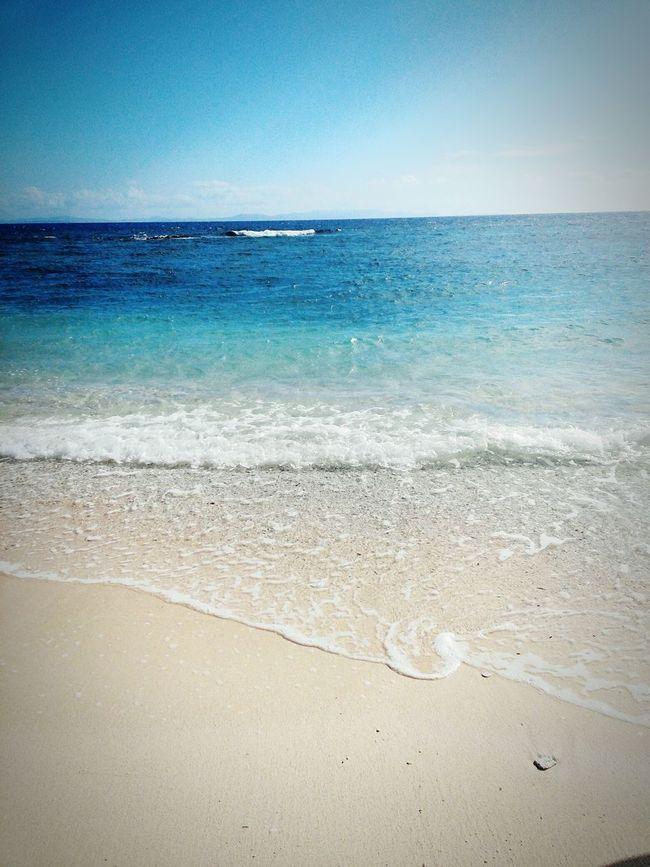 修学旅行 沖縄 伊是名島 Japan Seaside 海