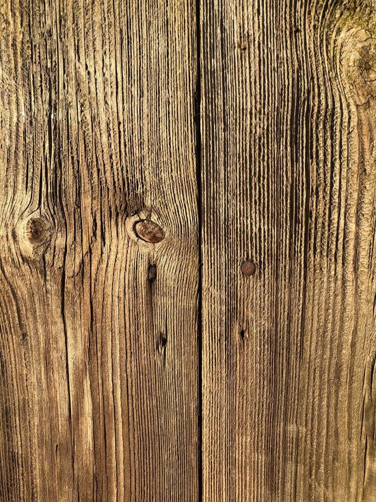 Wooden fence in the sun Grain Fence Wood - Material Backgrounds Textured  Pattern Full Frame Wood Grain Brown Close-up No People Timber Knotted Wood Wood Paneling