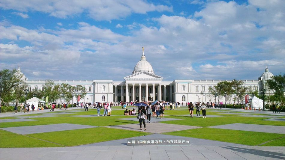 繆思廣場~ Chimei Museum 奇美博物館 仁德區 台南市