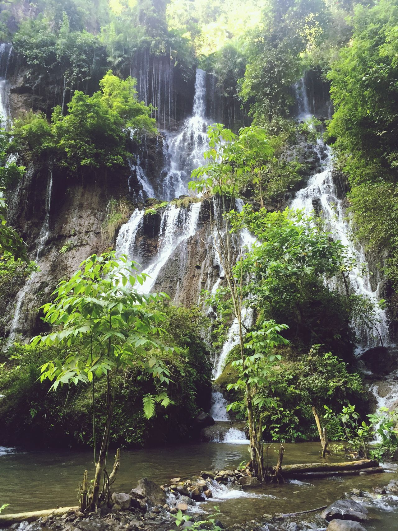 Tetes cave waterfall Relaxing Taking Photos Enjoying Life IPhoneography Waterfall Waterfall_collection