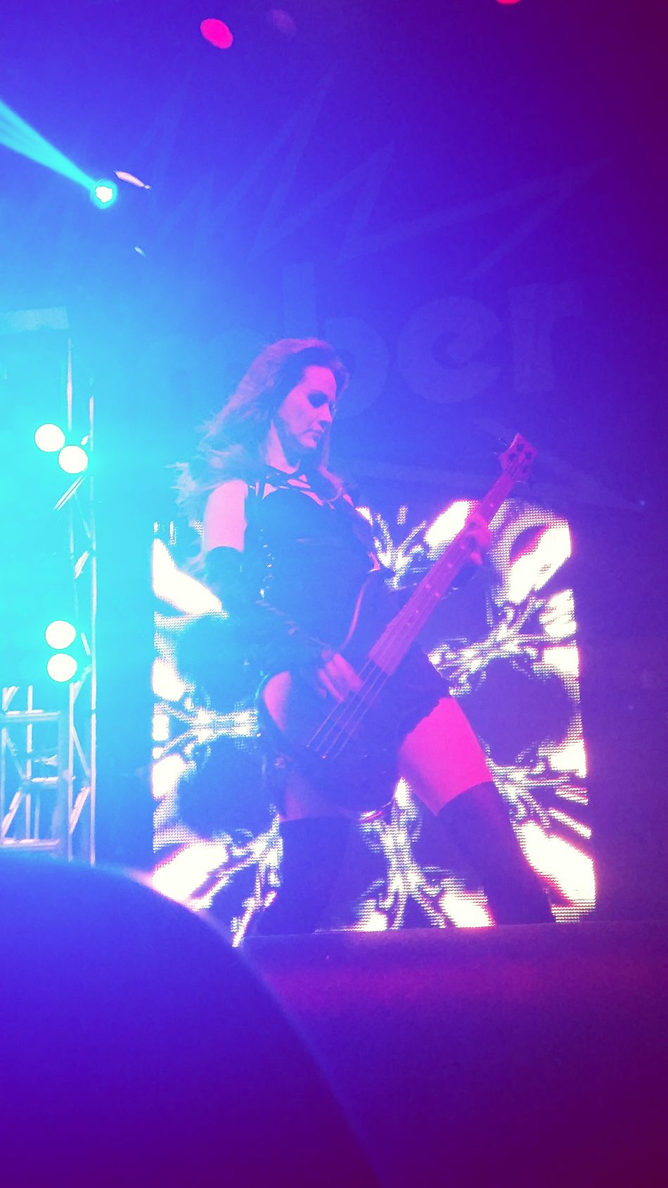 Coal Chamber Houseofblues Concert Music Metal Girlsrock Just Taking Pictures Hollywood Tour California The Phoblographer